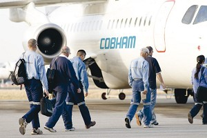 Cobham Wins AUD$18 M Contract from Minara Resources For Aviation Services