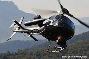 Eurocopter Exhibits the Largest Range of Military Helicopters at Eurosatory
