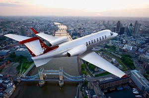 London Air Services Orders Five Learjet 75 Aircraft