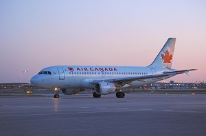Airbus and Air Canada make North America's first ever ''Perfect Flight''