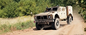 DVD 2012 to Feature the Oshkosh Defense M-ATV Tactical Ambulance