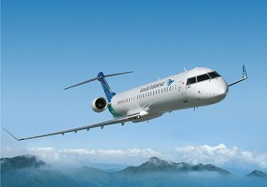 Nordic Aviation Capital Orders 12 Bombardier CRJ1000 NextGen Aircraft to be Leased to Garuda Indonesia