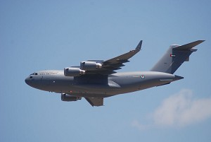 Boeing Delivers UAE Air Force and Air Defence's 6th C-17