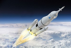 Boeing Successfully Completes Key Reviews of Space Launch System