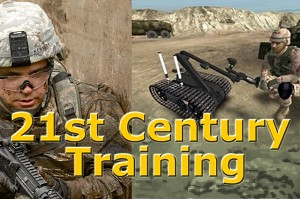 TRADOC leaders discuss future fight, way ahead with 21st century training