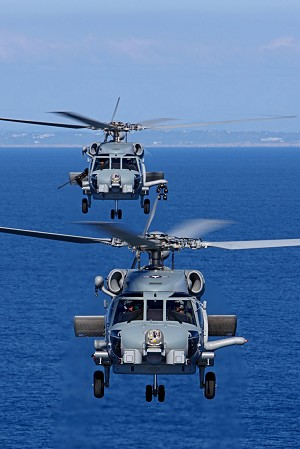 Qatar - MH-60R and MH-60S Multi-Mission Helicopters