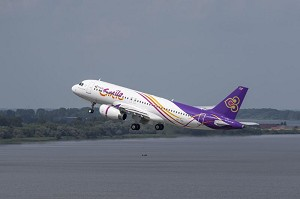 THAI Smile takes delivery of its first A320