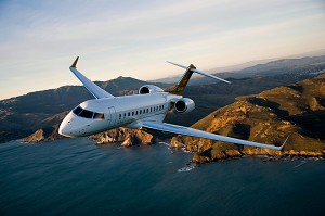 Globetrotting Global 6000 Jets Into India for Demo Tour