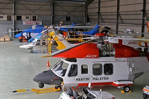 AgustaWestland Malaysia and Malaysia Airports Sign Agreement For New Helicopter Centre