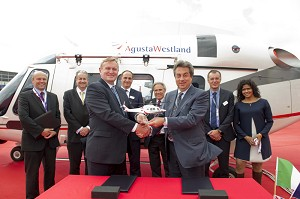 Specialist Aviation Services Orders AW169 Helicopters for Parapublic Missions