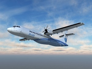 Air Lease Corporation signs contract for 2 additional ATR 72-600s