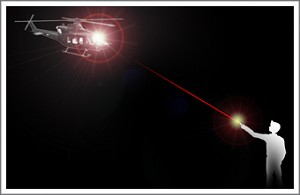 Night Flight Concepts & ALEA Unveil Agreement for Laser Armor Laser Defense Training