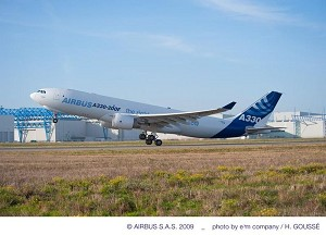 Synergy Aerospace firms up order for 9 Airbus A330 Family aircraft