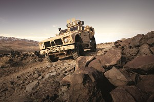 UAE Orders MRAP All-Terrain Vehicles from Oshkosh