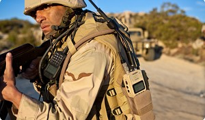 Harris Receives $5 M from Latin American Country for Falcon Tactical Radios