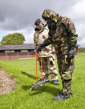 UK MoD DCBRNC takes delivery of latest Argon CBRN training simulation systems