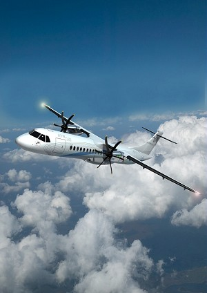 Avation Plc takes delivery of its first ATR 72-600 in Asia Pacific region