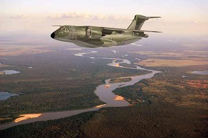 Cobham Awarded Contract to Design Radomes for Embraer KC-390 Transport Aircraft