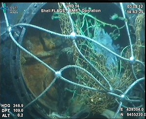Ramora UK chosen to dispose of WWII mine Located close to North Sea pipeline