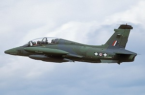 Draken Purchases Aermacchi MB-339 Aircraft Fleet from New Zealand Government