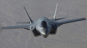 F-35 testing turned full circle