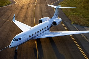 Gulfstream G650 Closing in on Certification