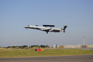 Embraer Delivers 1st AEW&C Aircraft to India