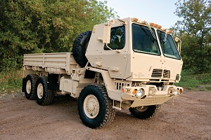 Oshkosh Delivers 10,000 FMTVs to US Army in Less Than 2 Years