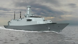 Latest Type 26 Design Unveiled