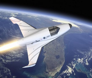 XCOR to Establish Operations and Manufacturing Base in Florida