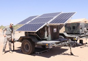 Army seeks 'operational energy' solutions for NIE 13.2