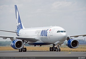 MNG Airlines takes delivery of its first A330-200F