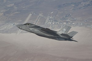 F-35B Completes First Airborne Engine Start Tests