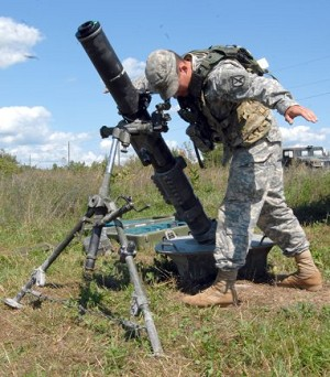 10th Mountain Division Mortar Crews Test New Equipment