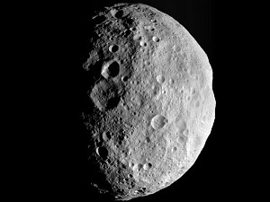 Dawn has Departed the Giant Asteroid Vesta