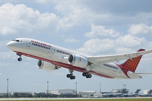 Boeing Celebrates Delivery of Air India's 1st 787 Dreamliner