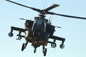 Cobham to Supply OBIGGS Inerting Units for US Army Apache Helicopters