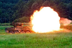 'Wolfhounds' conduct live-fire exercise in South Korea