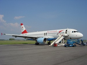 First Airbus A320 to enter operation in fleet renewal lands in Vienna