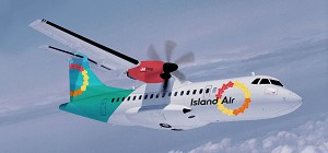 Hawaii's Island Air Signs Letter Of Intent To Lease 5 ATR 42 Jet Prop Aircraft