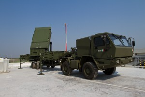 MEADS MFCR Finishes Integration and Test Events at Italian Test Range