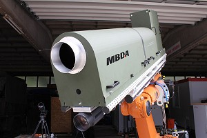 MBDA Germany Successfully Tests 40 KW High-Energy Laser Demonstrator
