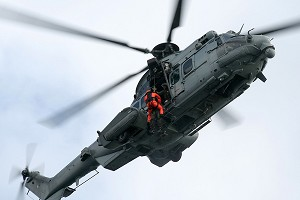 Eurocopter to supply 4 EC725 search and rescue helicopters to Royal Thai AF