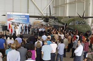 Indonesia takes delivery of first two Airbus Military C295 aircraft