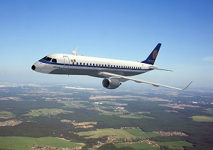EMBRAER 190 Jets to Debut in Myanmar With Myanma Airways