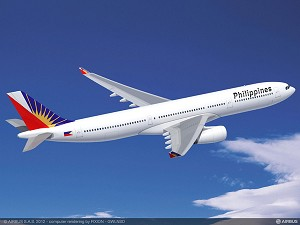 Philippine Airlines orders 10 more A330s