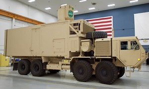 Boeing High Energy Laser Mobile Demonstrator Advances to High-power Testing