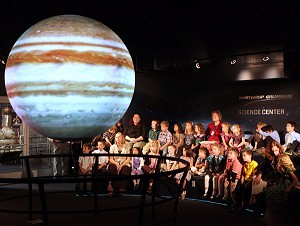 NGC Science Center Opens at Space Foundation Headquarters