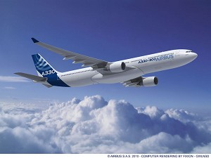 Turkish Airlines orders another 15 Airbus A330 aircraft
