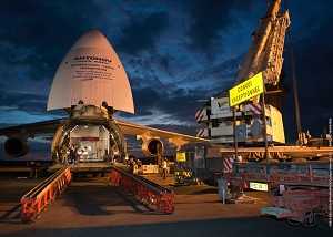 An Ariane 5 mission joins the current launch preparation activities for Arianespace in French Guiana
